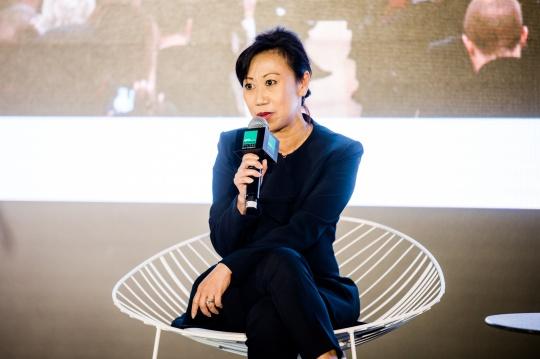 陈瑞华(Lilly Chan)  富艺斯拍卖行亚洲区董事总经理