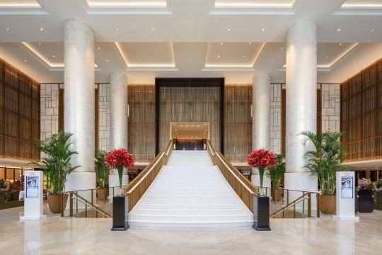 北京王府半岛酒店 大厅