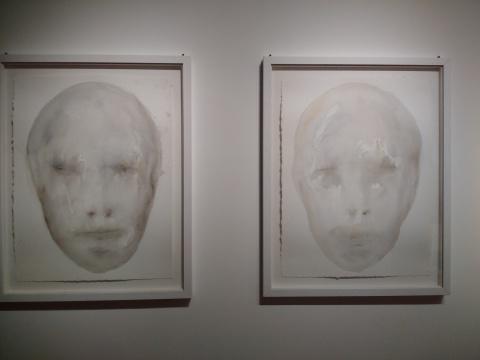 乌戈·吉莱塔(意大利)《面孔》2016
