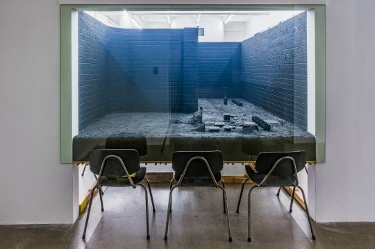 """外滩美术馆""""行将消退"""",是以议题性策展构筑机构的视角"""