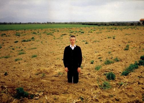 马西莫·巴托里尼 《无题(芽)》摄影 75x50cm 1995