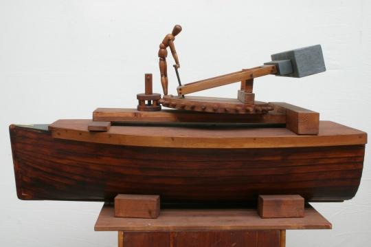 达芬奇对话鲁班 山水美术馆再推国际大师东西对话