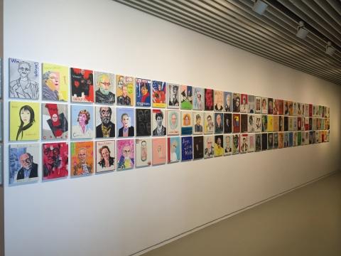 """卡地亚当代艺术基金会在PSA带来一道""""陌生风景"""""""