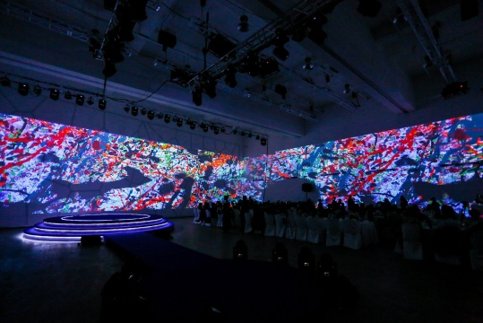 第十一届中国艺术权力榜&首届中国设计权力榜颁奖典礼现场-幻艺术中心