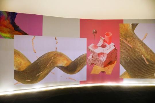 """""""流行实验室之菜市场""""公众艺术项目上海首展 李宇春与十位中国当代艺术家探索当代艺术新主张"""