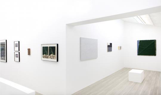 二楼是Tong Gallery+Projects全新开辟的项目空间L Space