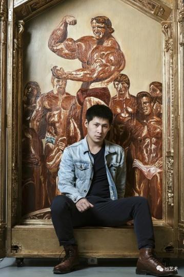艺术家 龚辰宇(摄影/董林)