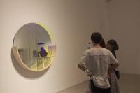 """在东京画廊,看""""志村姐弟""""玩转立体影像,志村姐弟"""