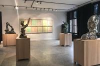 艺术8双展齐开,王雷与Guillaume Talbi在文化交流上殊途同归