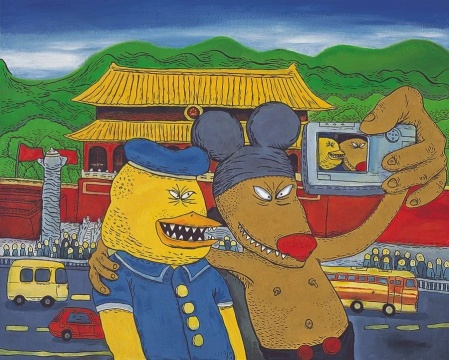 彭磊 《自拍》 2006