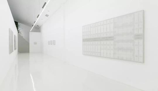 """""""蜂巢·生成 第三十一回 祁奋骏:理性的尺度""""展览现场"""