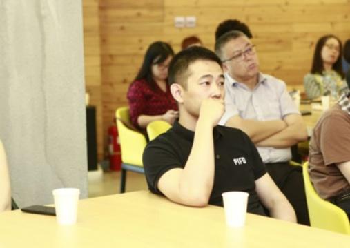 偏锋新艺术空间总监杨大宇
