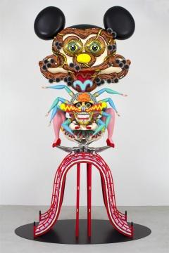 《身体装飾》,田名网敬一,Courtesy of the artist and NANZUKA