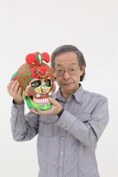 Keiichi Tanaami 田名网敬一,Photo by Keizo Kioku ©Keiichi Tanaami. Courtesy of the artist and NANZUKA