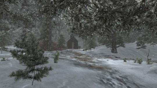 《瓦尔登湖》游戏与传统经典文学结合