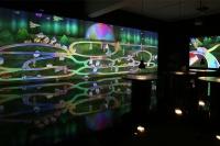 """央·美术馆携手teamLab 在繁华商区""""筑建""""沉浸式的""""未来游乐园"""",teamLab"""