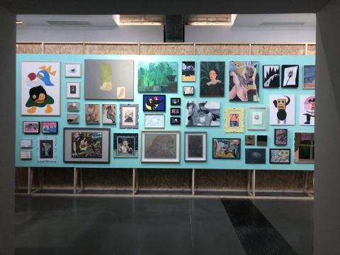 暑期观展百花齐放,来素人艺术节看最原生态的激情创作