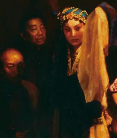 玉堂春暖,回忆陈逸飞在上海的黄金岁月