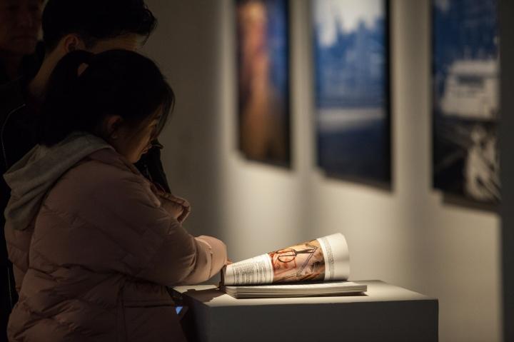 黄笃×晏燕 严肃的展览如何做到惊艳?