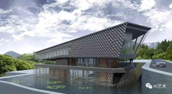 王从卉 超颜值的知美术馆将提供一份怎样的中国私人美术馆新样本?