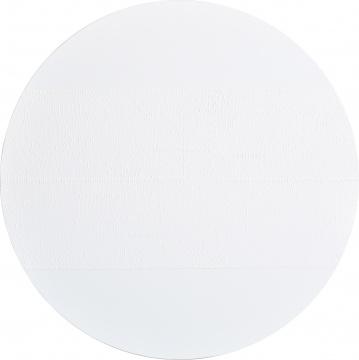 黄佳,《2017-2018》, 直径120cm,布面丙烯,2017-2018