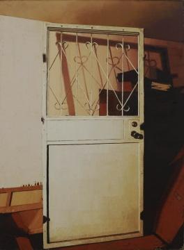 张业兴 《无题-2017.01.16》 150×220cm 布面油画 2018