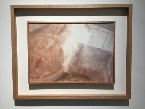 《片段系列-13》 35×50cm 布面油画 2017
