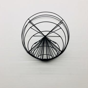 《√2于空间-Y1》 直径65cm,钢筋烤漆 2016