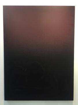 杨黎明 《时空流韵NO.29》 200×150cm 布面油画 2018