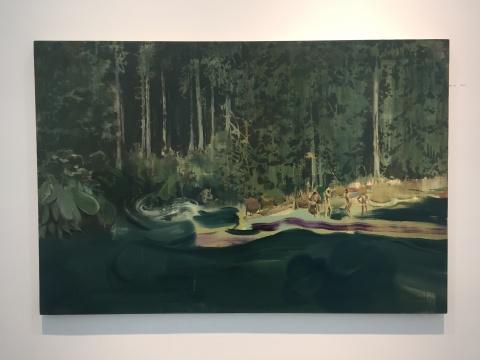 吕松 140×210cm 布面油画2015
