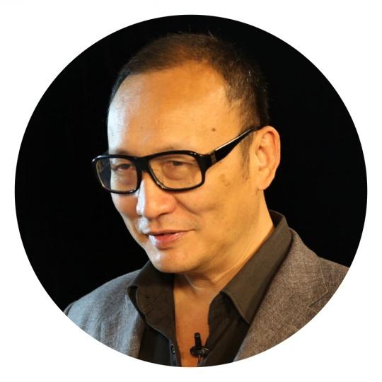 朱青生  北京大学教授,国际艺术史学会主席、中国当代艺术年鉴展策展人