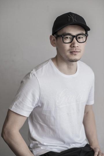 艺术家张凯(摄影:董林)