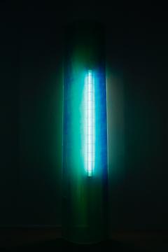 孤独与迁徙 90后徐子薇的灯光装置叙述