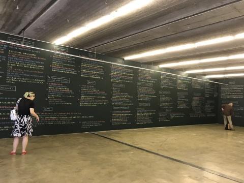 安东尼·蒙塔达斯 《板书》:重新定义亚洲礼仪 2014-2018