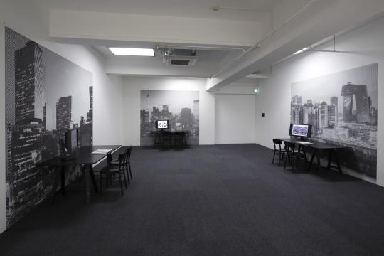 安东尼·蒙塔达斯 《公共|私人空间(首尔,北京,东京)》,2014