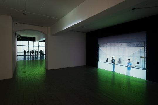 安东尼·蒙塔达斯 《三组投影》2004-2013