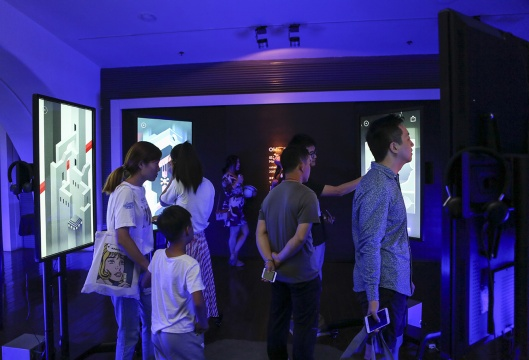 ustwo 《纪念碑谷2》 屏幕触摸装置 2017