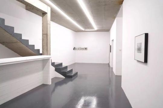 李欢作品展览现场