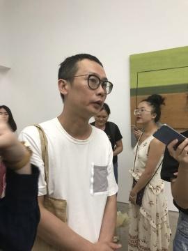艺术家蒋志