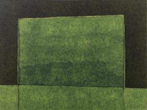 曾宏,《静物-15》 布面丙烯 160 x 120cm 2015