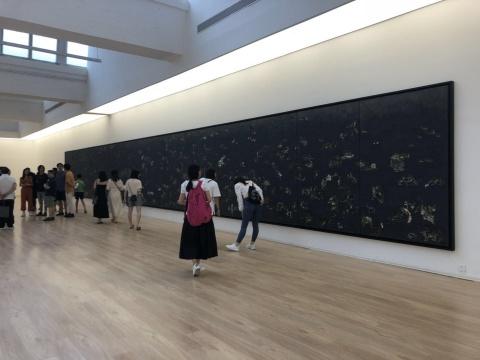 """""""六二禅""""展览现场"""