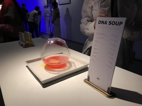 梁立华《基因汤》