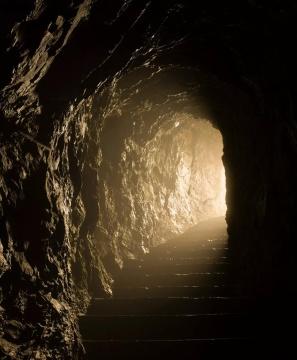 《武当山洞》110×91cm 收藏级艺术打印 2018