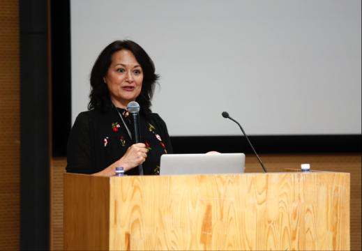 前欧盟功能游戏研究中心会长Pamela M. Kato