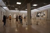 墨彩万钧,陆沉的水墨艺术亮相中国美术馆