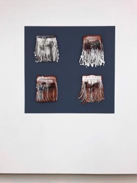 挪威艺术家特琳娜·霍夫滕作品展览现场