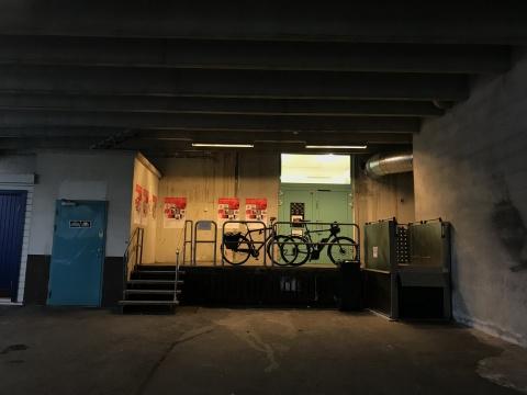 Kunstgarasjen空间