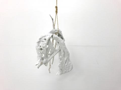 丹麦艺术家克里斯汀·哈布作品细节