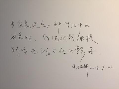 """毛旭辉""""我只是热爱"""" 一路从云南走来的原始感动"""