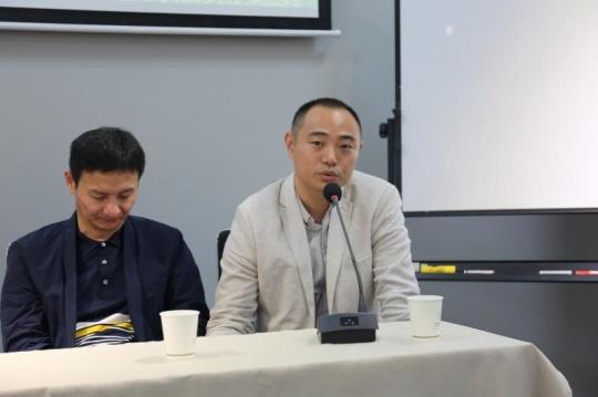 艺术行业智库羽呈讲堂创始人及CEO于飞